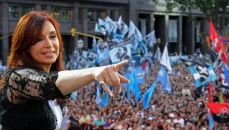 CFK pidió democratizar las policías provinciales