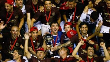 Lanús a lo grande: ganó la Copa Sudamericana