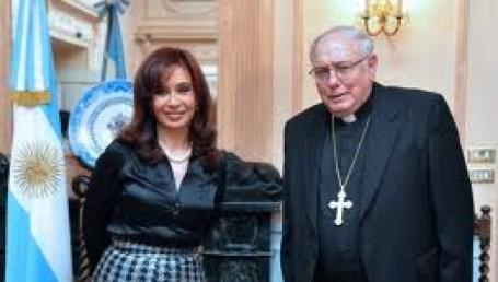 La Iglesia le pidió a CFK una Policía leal