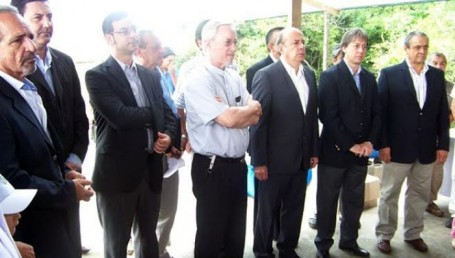 Piscicultura social: apoyo de Canteros y Stanovnik