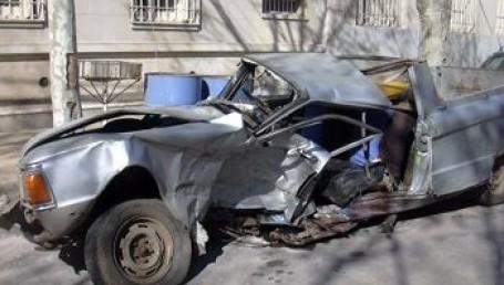 Se despistó una camioneta y murió uno de sus ocupantes