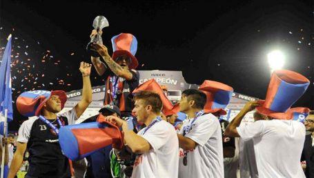 San Lorenzo campeón, premio a la regularidad