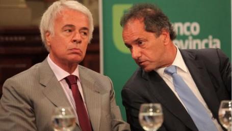 Señal política de Scioli y De la Sota: se mostraron juntos