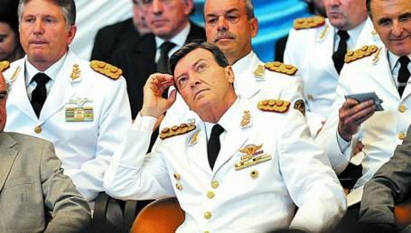 Objetivo K cumplido: Milani ya es teniente general