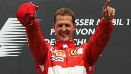 Schumacher con fracturas tras sufrir accidente de esquí