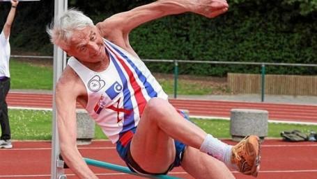 Un atleta anciano se sometió a la eutanasia en Bélgica