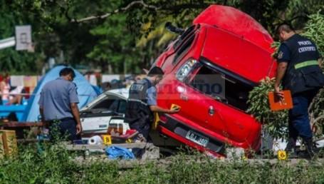 Entró con su auto descontrolado a un camping y causó una tragedia