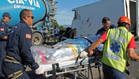 Murió una turista formoseña en Brasil en un choque múltiple