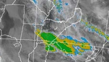 Alerta meteorológico para la provincia por tormentas fuertes