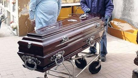 Intercambiaron el destino de dos cadáveres en el Vidal