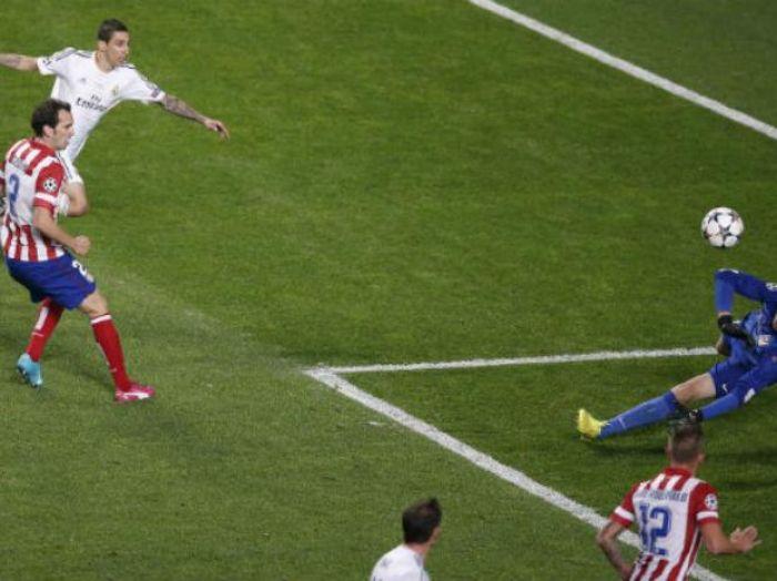 Real Madrid ganó la Champions y Di María fue elegido el mejor jugador