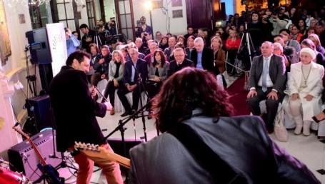 Iturriaga puso ritmo brasilero a las Noches Culturales