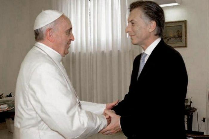El Papa recibirá a Macri a mediados de octubre