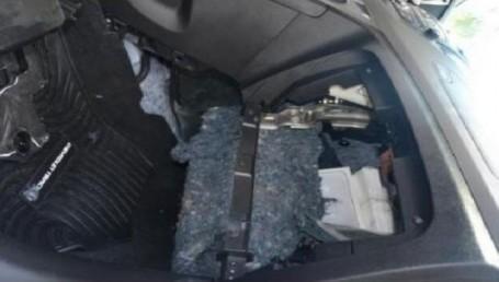 Gendarmería incautó celulares ingresados ilegalmente