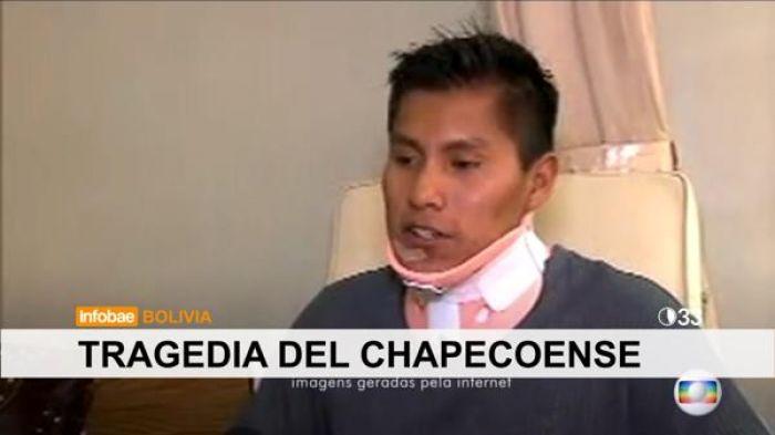 El técnico que sobrevivió dio una nueva versión sobre la tragedia del Chapecoense