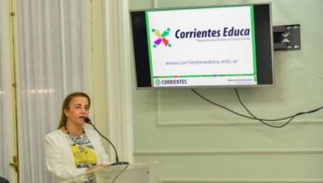 """Se relanzó el programa provincial """"Corrientes Educa"""""""