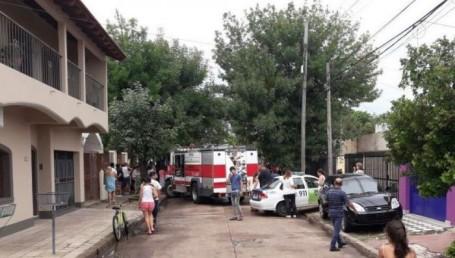 Muerte de una bombero: detienen al conductor del autombomba