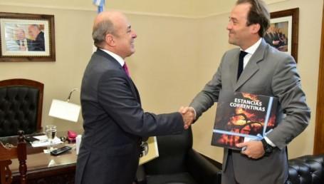 Cooperación entre Corrientes y Francia para el desarrollo turístico, cultural, científico y productivo