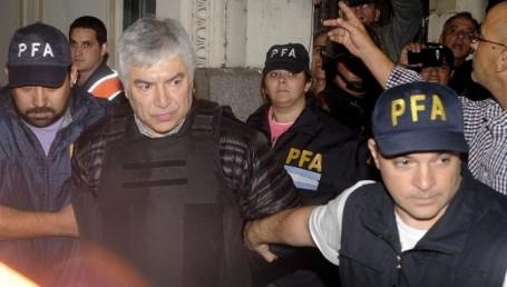 Lázaro Báez volverá a la cárcel de Ezeiza