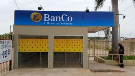 El Banco de Corrientes puso en funcionamiento 3 cajeros nuevos