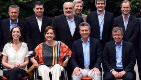 """Colombi firmó convenio con Nación para """"modernizar el Estado"""""""
