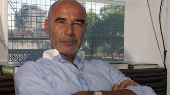 Juan José Gómez Centurión está internado en terapia intensiva