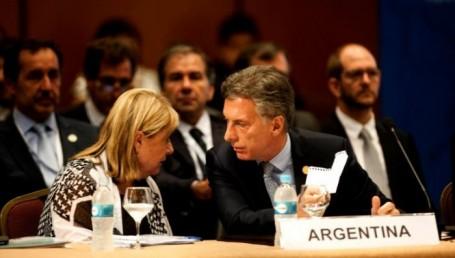Venezuela: El Gobierno promueve una dura declaración regional
