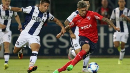 Independiente le ganó a Talleres en Córdoba
