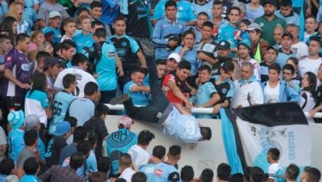Belgrano jugará sin público y fuera de Córdoba