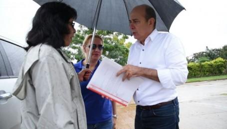 Ituzaingó: Desarrollo y Emergencia hídrica en la agenda de Canteros