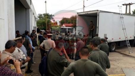 Secuestran 4 toneladas de marihuana cerca de Villa Olivari
