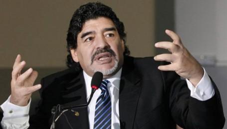 """Diego Maradona: """"A la AFA hay que meterle una granada y hacerla toda nueva"""""""