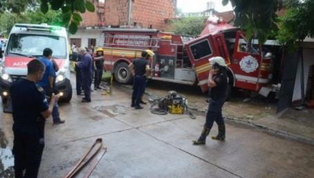 """Tragedia de la bombera: piden procesar por """"homicidio doloso"""""""