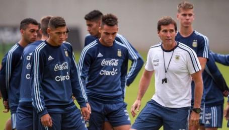 La lista de la selección argentina para el Mundial Sub 20