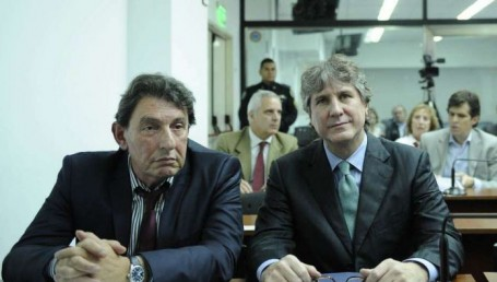 Boudou enfrenta su primer juicio oral