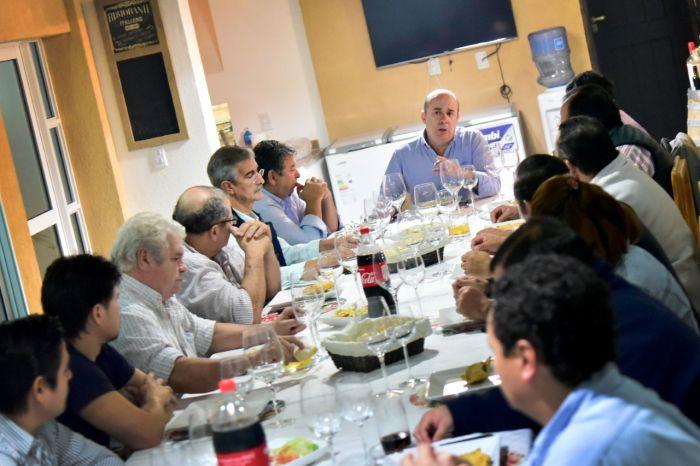 La mitad de los partidos de ECO apoya la candidatura a gobernador de Canteros