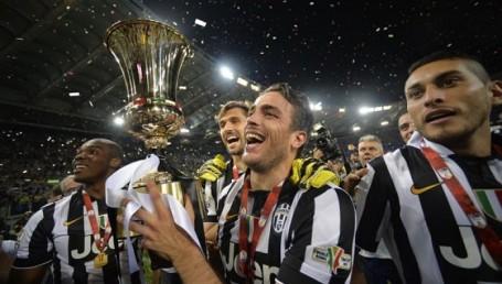 """Juventus se consagró campeón de la Copa Italia y sueña con la """"Triple Corona"""""""