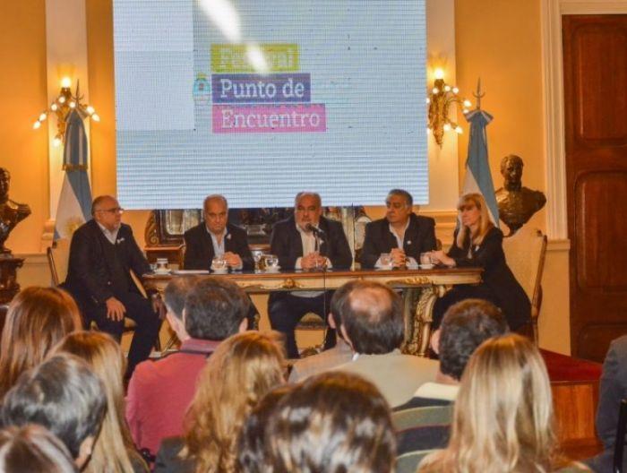 """Presentaron el Festival """"Punto de Encuentro"""""""