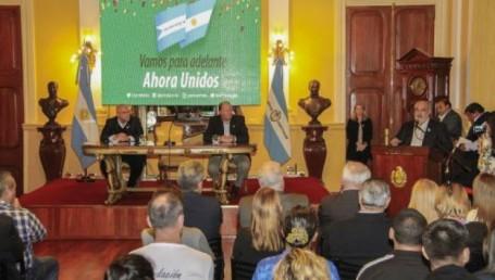 Presentaron el Programa de Mejoramiento de Infraestructuras Deportivas