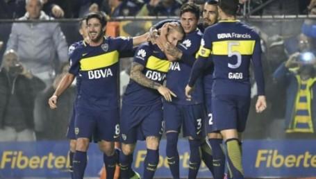 Boca goleó a Independiente y se afirmó en la punta