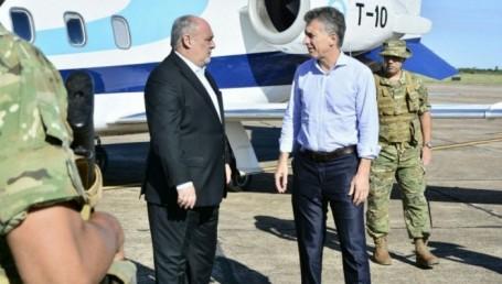 Macri llega hoy a Corrientes