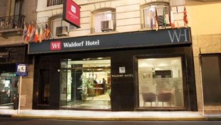 Corrupción: La AFIP allanó un hotel porteño que sería de CFK