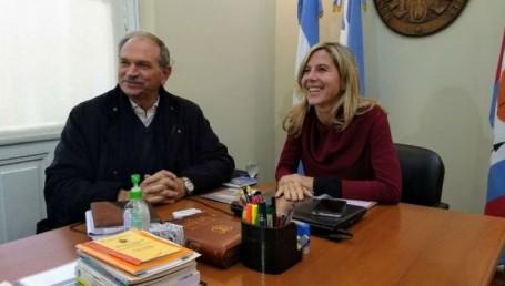 Primera reunión de transición entre Lanari y Pereyra