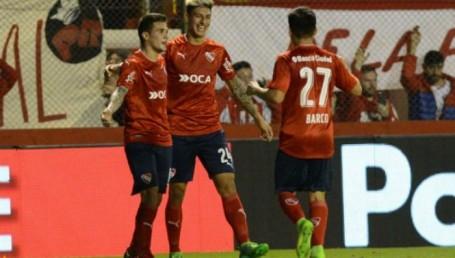 Independiente goleó a Unión en Santa Fe