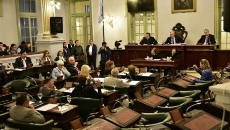 Sin impugnaciones los pliegos de Talamona, Acevedo y Colombo
