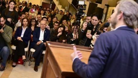 Canteros destacó el apoyo institucional y político a Corrientes