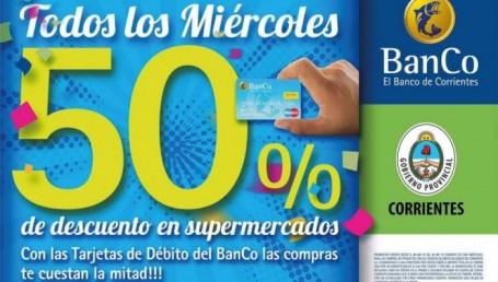 Tercer día del reintegro del 50% para estimular el consumo