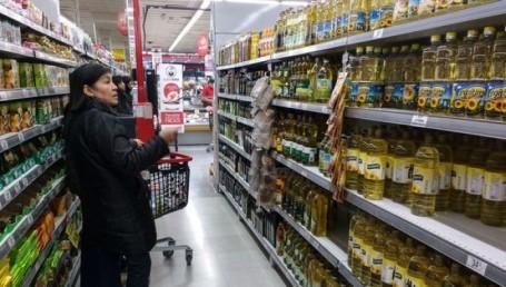 El Indec registró una caída de las ventas en supermercados y shopping