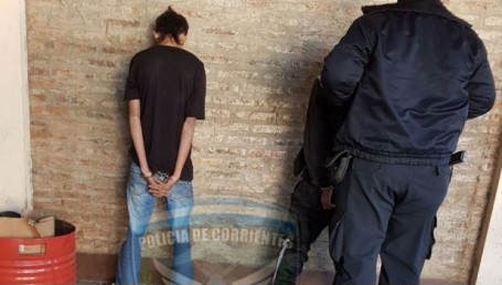 Detuvieron a varios hombres, uno con pedido de captura