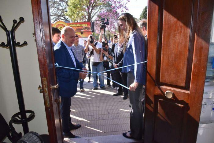 ANMAC inauguró nueva sede en Corrientes